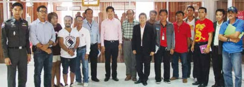 Hua Hin Train Library to be Renovated
