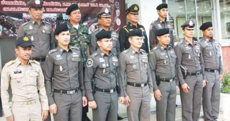 Human Traffiing Suppression in Hua Hin