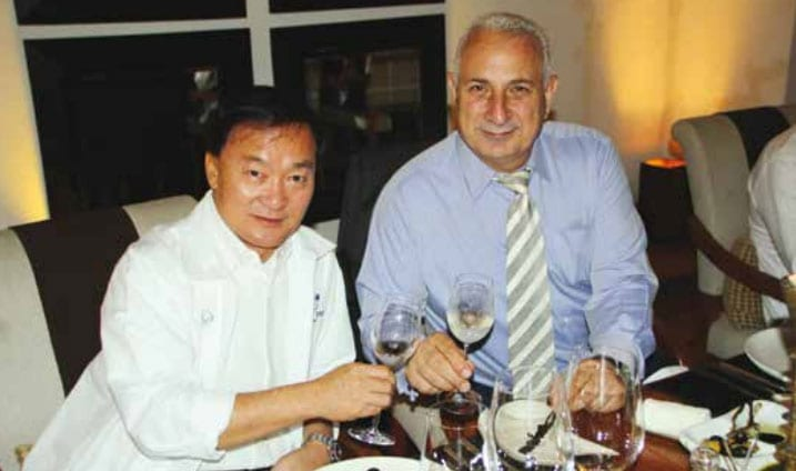 Anantara Wine Dinner with Stonefish