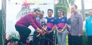BKK Bike Challenge