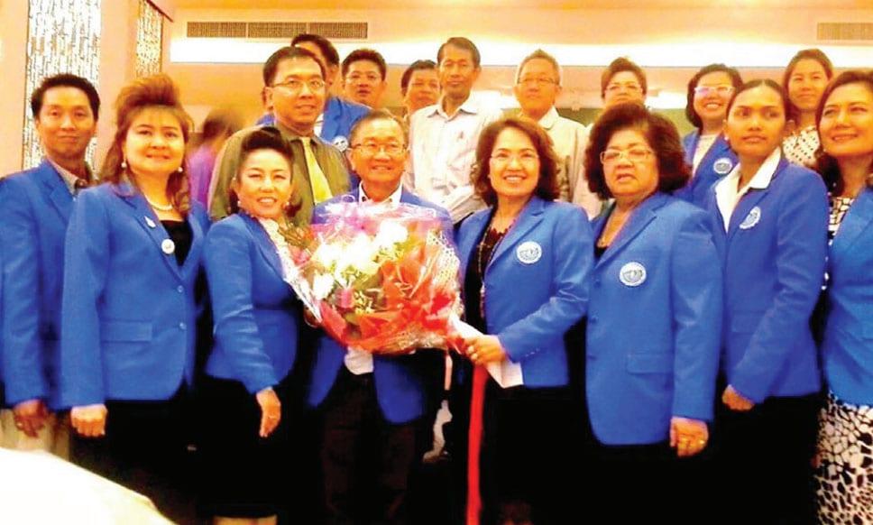 Cha-Am Hua Hin Tourism Business Association New Chairperson