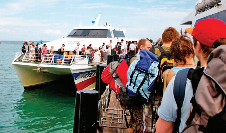 Cha Am To Pattaya Ferry Proposal Floating Once Again