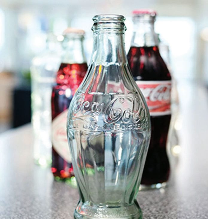Coca-Cola Marks 100th Anniversary of its Iconic Glass-Bottle