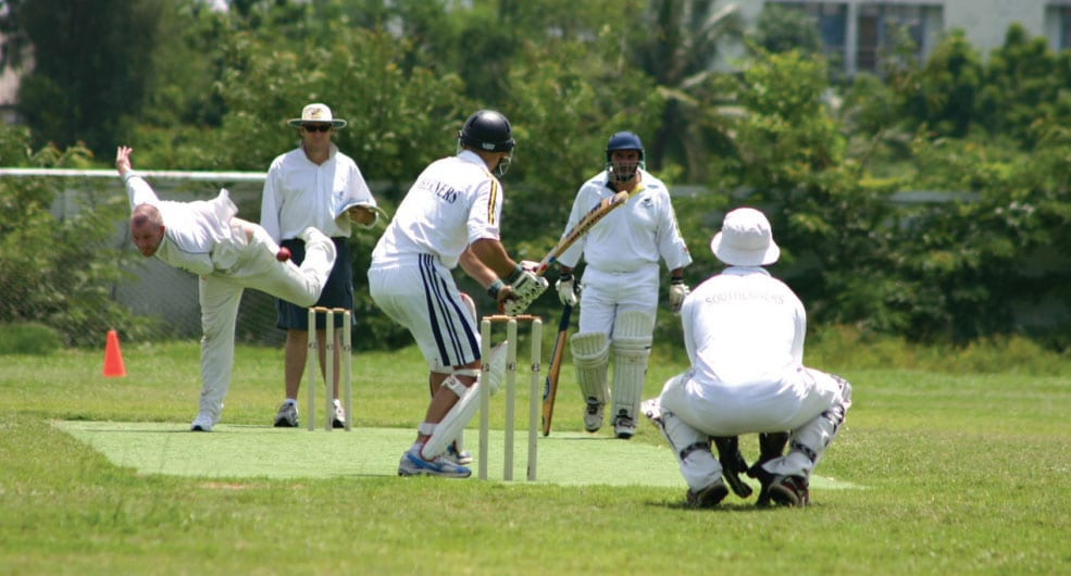 Howzat Cricket in Thailand