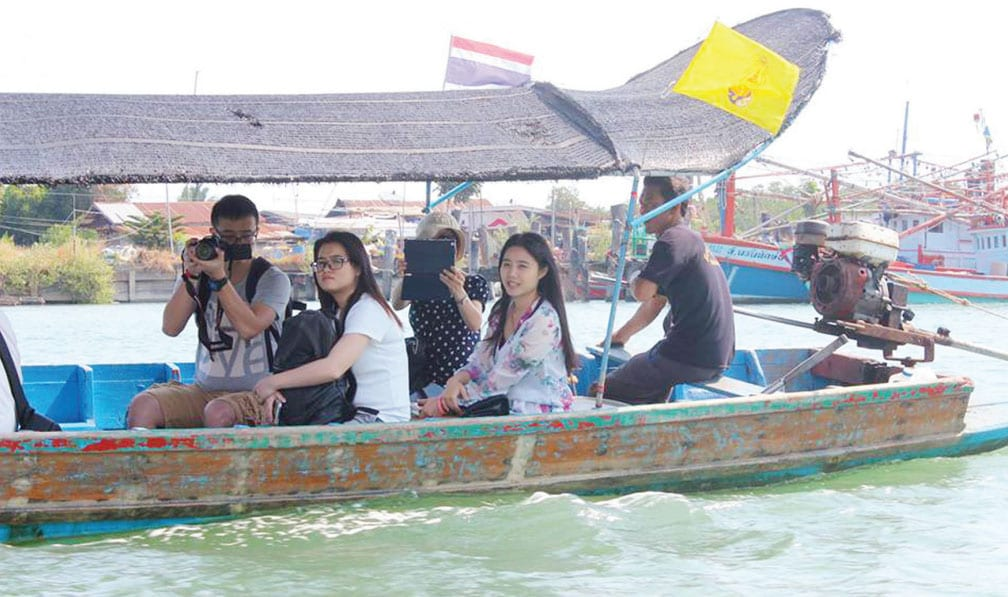 Enjoy Songkran Holiday Sirinaj Rajini Mangrove Forest