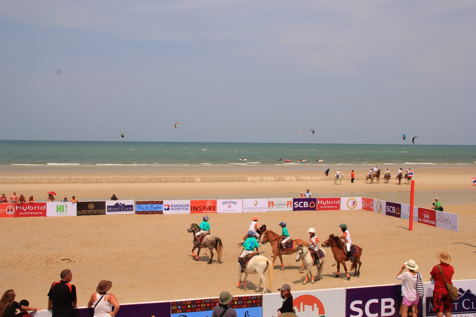 Asian Beach Polo Championship 2015