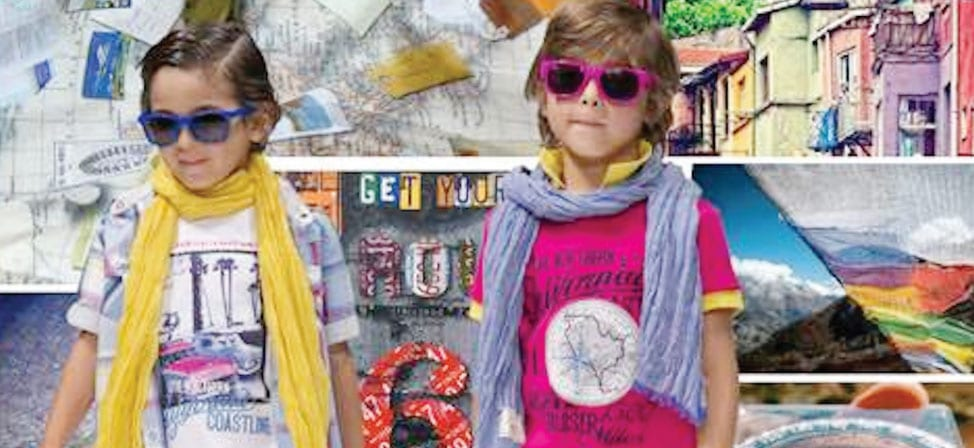 Kids and Teenagers Fashion Trends
