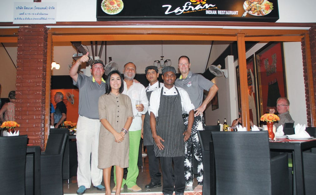 Zafran, New Indian Restaurant in Town. You Have to Try it!