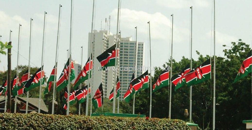 Good Mourning Kenya?