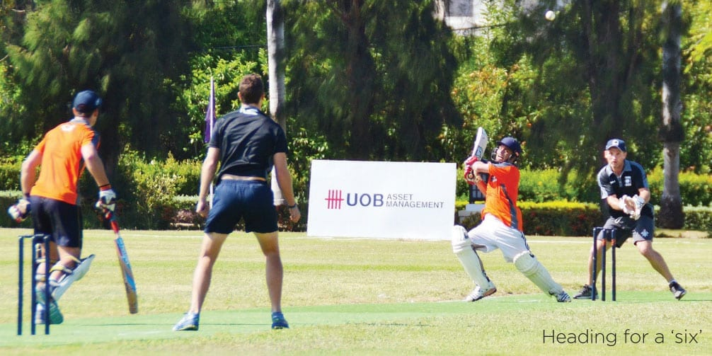 Hua Hin Sixes – 20 Years of Cricket At The Dusit Thani