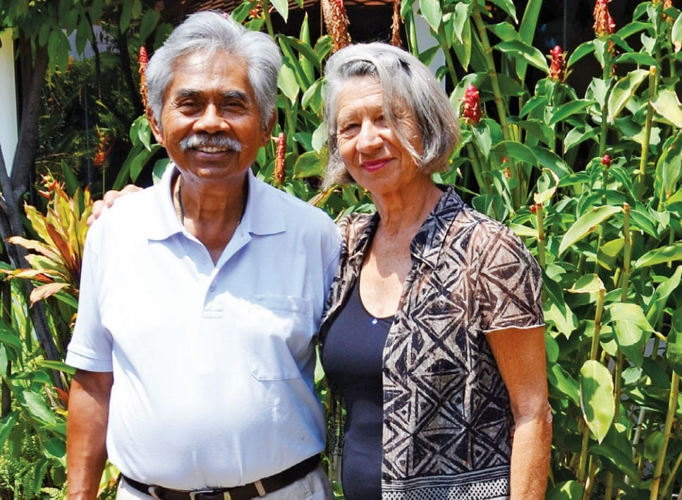 Love in a Foreign Place – The Thai Doctor & The German Artist