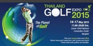 Thailand Golf Expo 2015