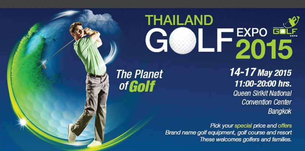 Thailand Golf Expo 2015