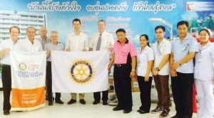 The Rotary Club of Royal Hua Hin