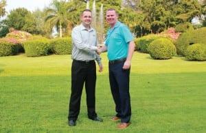 The Second Annual Centara World Masters Golf Championship 2015