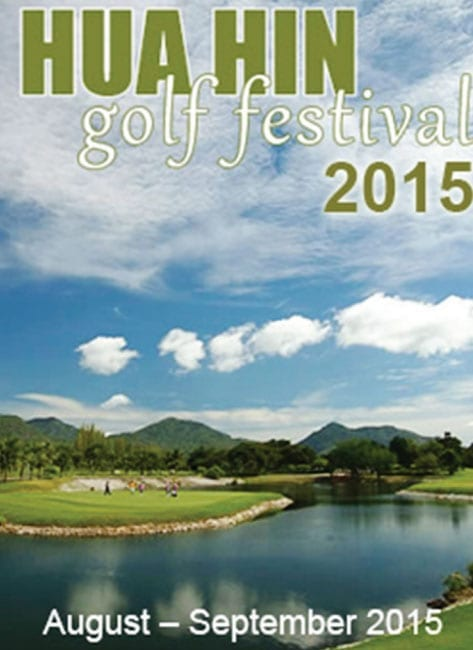 Hua Hin Cha Am Golf Festival 2015