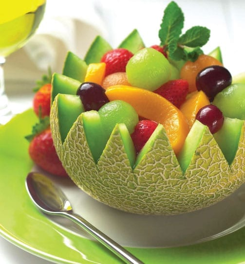 Hot Weather? - Try Tropical Fruits