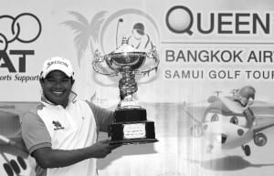 Marksaeng Soars With the Queen's Cup