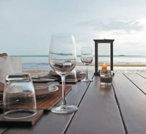 Book Your Thursday Evenings at The Tapas Lounge Buffet; Oceanside Beach Club