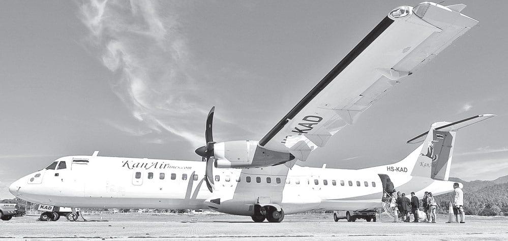 Pattaya to Hua Hin Flights Have Started