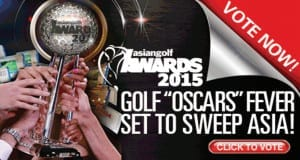 You Can Vote! - The Annual Asian Golf Awards