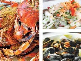 "The ""MUST GO TO"" Thai Seafood Buffet The Chay Had Sea Side Restaurant & Lounge - Hilton Hua Hin Resort & Spa"