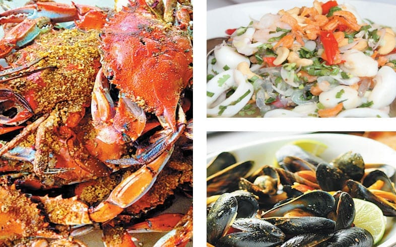 "The ""MUST GO TO"" Thai Seafood Buffet The Chay Had Sea Side Restaurant & Lounge - Hilton Hua Hin Resort & Spa"