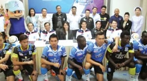 Where is The New Hua Hin City Football Stadium?