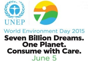 World Environment Day is held each year on June 5th