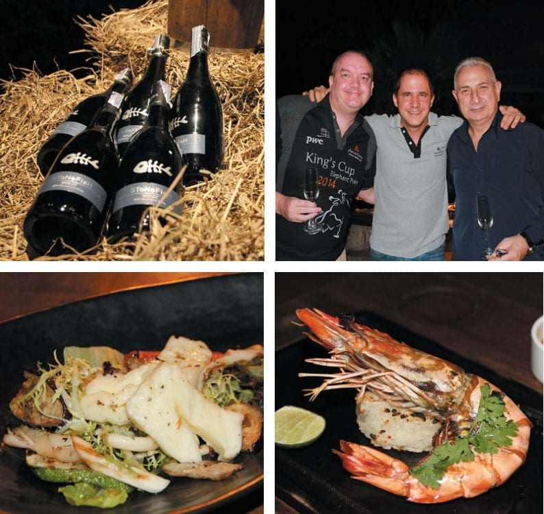 A Different Wine Dinner at Anantara Hua Hin Resort & Spa!