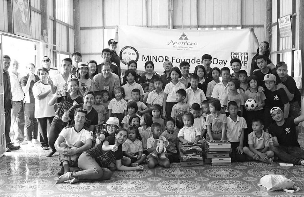 Anantara Hua Hin Resort and Spa Minor Founder's Day