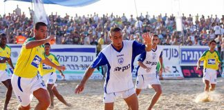 Beach Soccer Cha-Am Phetchaburi Cup to Take Place this Month