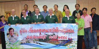 Building Bridges Thailand (Cha-Am) Meet Tambon Leaders