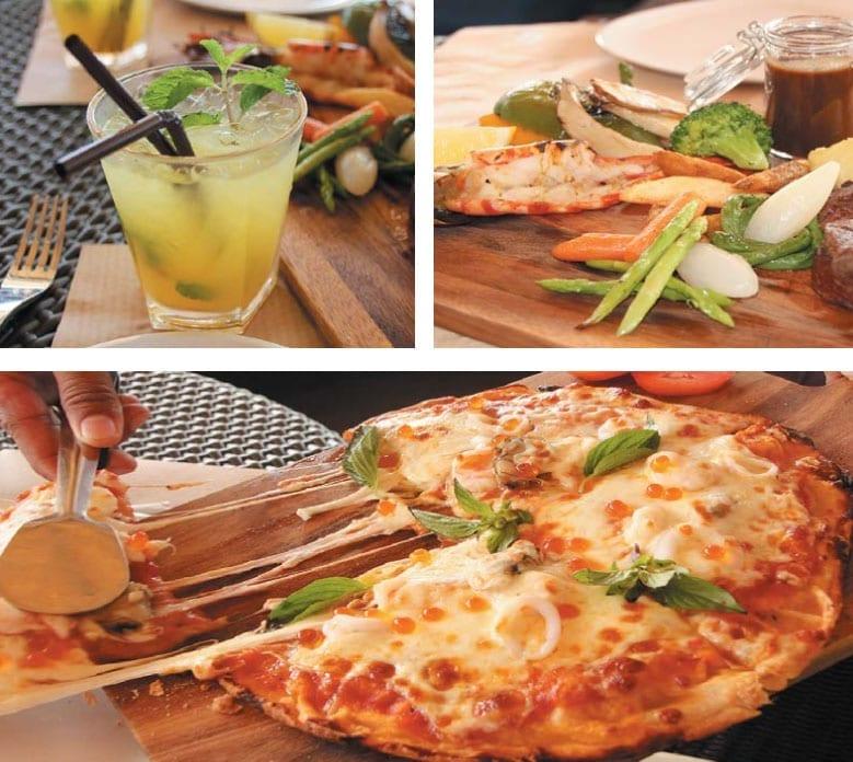 Exclusive Lunch at Vana Nava Tree Top Lounge
