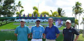 Golfing For Ratchapakdi Park