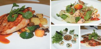 Gourmet Food Affordable For All at 'My Rest' Restaurant