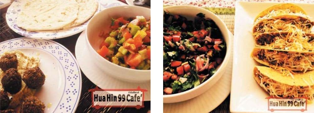 Hua Hin 99 Café