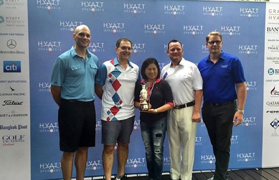 Hy Quality and Hy Class, The Hyatt Open @ Banyan Golf Course