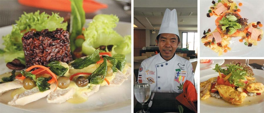 Healthy Food Isn't All Around, It's At The Pier 94 Restaurant at G Hua Hin!