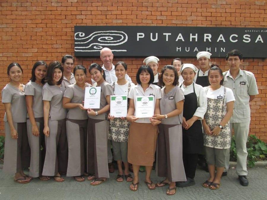 Putahracsa Tripadvisor Double Award