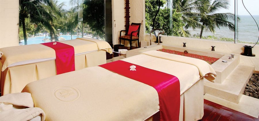 Tension Release Massage @ The Hilton Hua Hin Resort & Spa