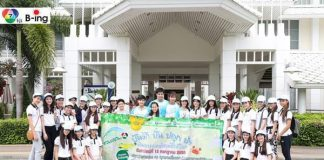 Young Models 2015 From Thai TV Channel 7