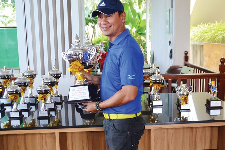 Asian Development Tour & All Thailand Golf Tour