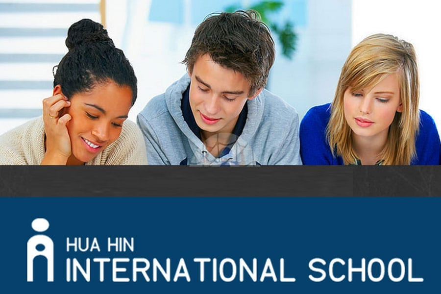 Hua Hin International School – Promising Independent, Confident, Lifelong Learners
