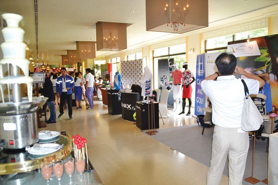 The Thailand Golf Travel Mart