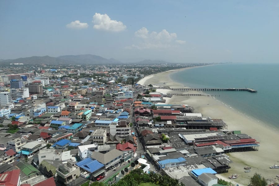 Hua Hin Ranked as the 2015 Best City To Retire Overseas in Asia