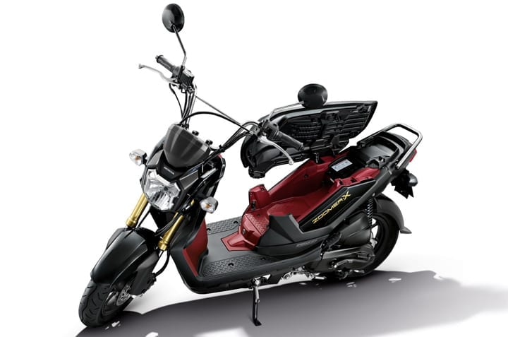 Love to Be Different??? Honda Introducing All New Zoomer-X