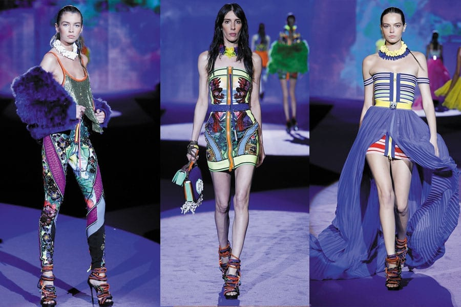 Fashion Weeks Spring-Summer
