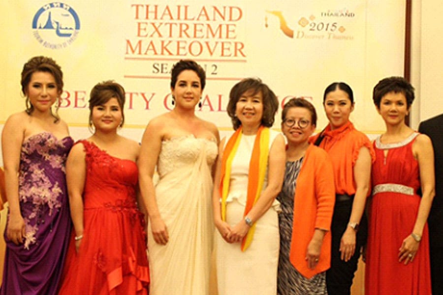 Thailand Extreme Makeover Season 2 Unveils Three Finalists