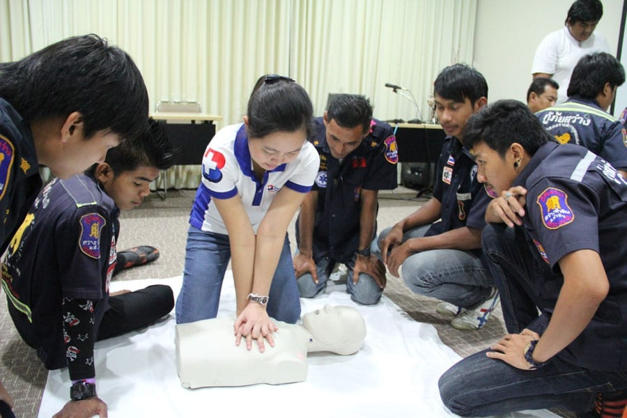 Bangkok Hospital Training
